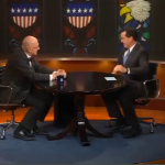 Bard President Botstein on the Colbert Report