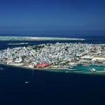 Malé, capital of the Republic of Maldives