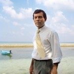 President Mohamed Nasheed, Photo Credit: Chiara Goia