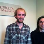 Nick Martin and Justin Wexler