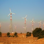Wind energy in India; image via theglobaljournal.net
