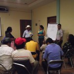 Workshop in Zaachila