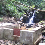 Water Catchment in Ekanjo-Badjoh