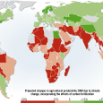 By Dr. Jennifer Phillips Over the coming decades, climate change will challenge regional, national, and global economies.  Some regions of the world will see agricultural productivity drop by 50% […]