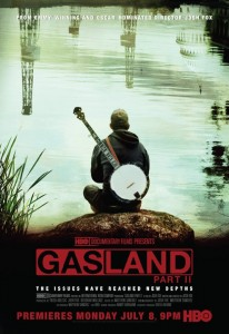 GASLAND II, Written, Directed and Shot by Josh Fox GASLAND I was nominated for Best Documentary OSCAR 2011, Won EMMY for Best Non Fiction Directing, Won Sundance Film Festival Special Jury Prize