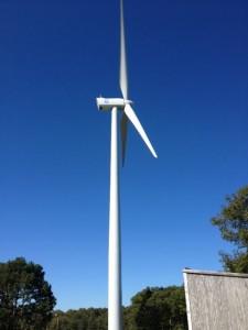 2 Megawatt turbine