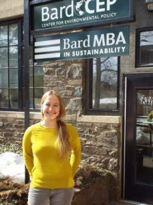 World traveler Jess Scott is workshop director for C2C Fellows at the Bard Center for Environmental Policy. / Karen Maserjian Shan/For the Poughkeepsie Journal