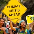 Featured on the homepage of the New York Times 410,000 peaceful protesters descended on New York City to demand world action on climate change as part of the People's Climate March. […]