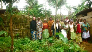 Rural Women Farmer's Group, Ekaku, Bangem, SW Cameroon