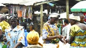 Market Day, Bangem, Cameroon