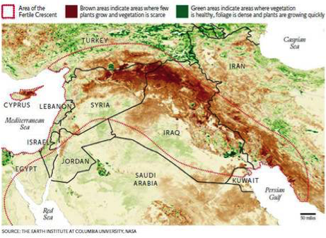Conflict in Syria What is the Role of Climate Change