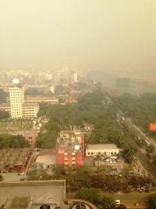 Smog In Dhaka Bangladesh
