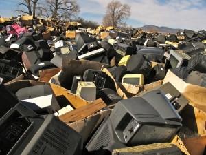 TV dump site in Utah in 2014. Source: http://www.ban.org/watchdog