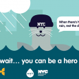 """The New York City Department of Environmental Protection (DEP) is tasked with many, many responsibilities. It""""manages and conserves the City's water supply; distributes more than one billion gallons of […]"""