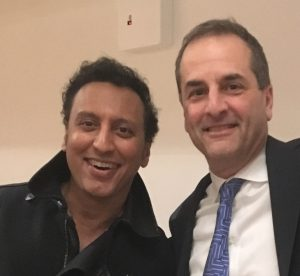 Daily Show's Aasif Mandvi Joins Bard CEP to Talk Price on Carbon