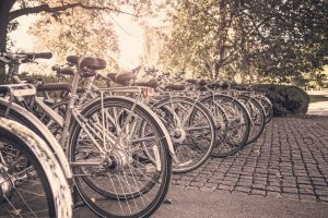 Sprawl and Bikes: A History In Tandem